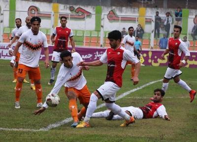 لیگ دسته اول فوتبال، پیروزی مشکی پوشان در آخرین دیدار هفته