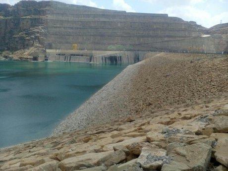 تأمین آب شرب شهرستان های لرستان از طریق سد