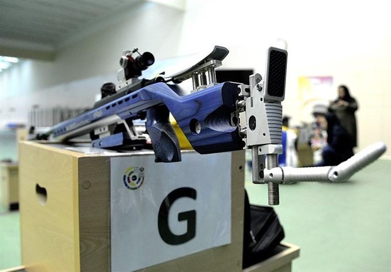 تیراندازی قهرمانی دنیا، کرم زاده به عنوان پنجمی تفنگ سه وضعیت جوانان دنیا دست یافت