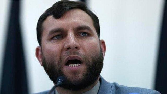 امرخیل مشاور ارشد رئیس جمهوری افغانستان شد