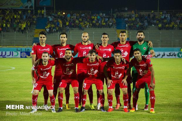 پیروزی پدیده مقابل فولاد خوزستان در مشهد