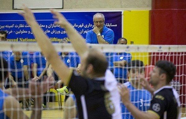 هادی رضایی: مقابل تیم های آسیایی به بازیکنانم سخت نمی گیرم