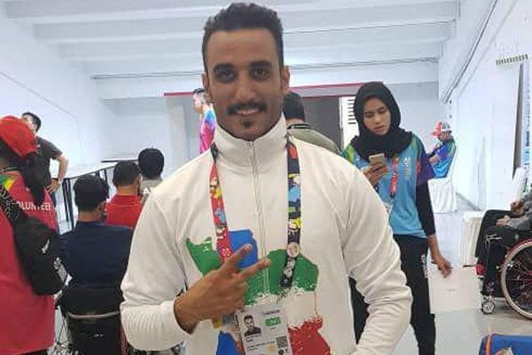روز کاروان ورزش ایران طلایی آغاز شد، طلای 400 متر بر گردن ظریف
