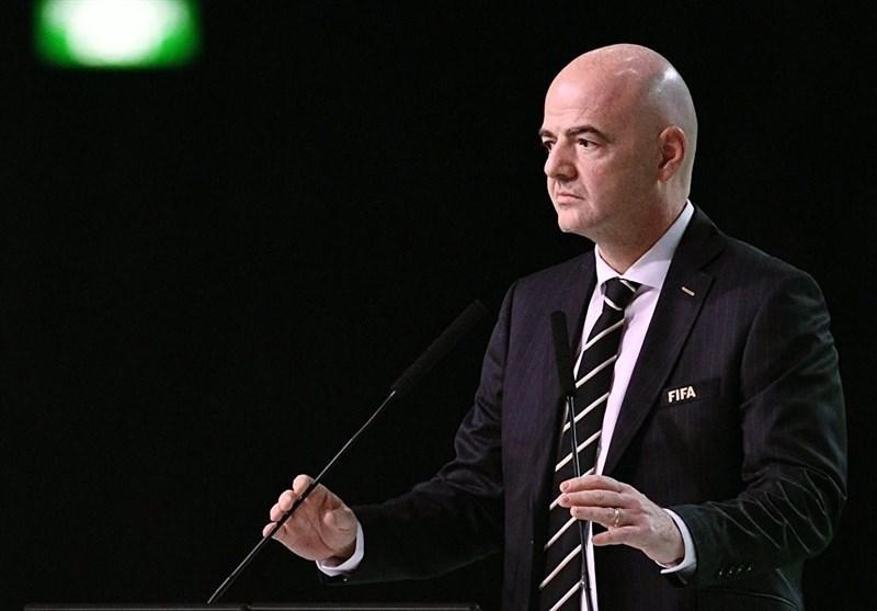 فوتبال دنیا، جانی اینفانتینو: جام دنیای 2022 را 48 تیمی برگزار کنیم؟ چرا که نه!