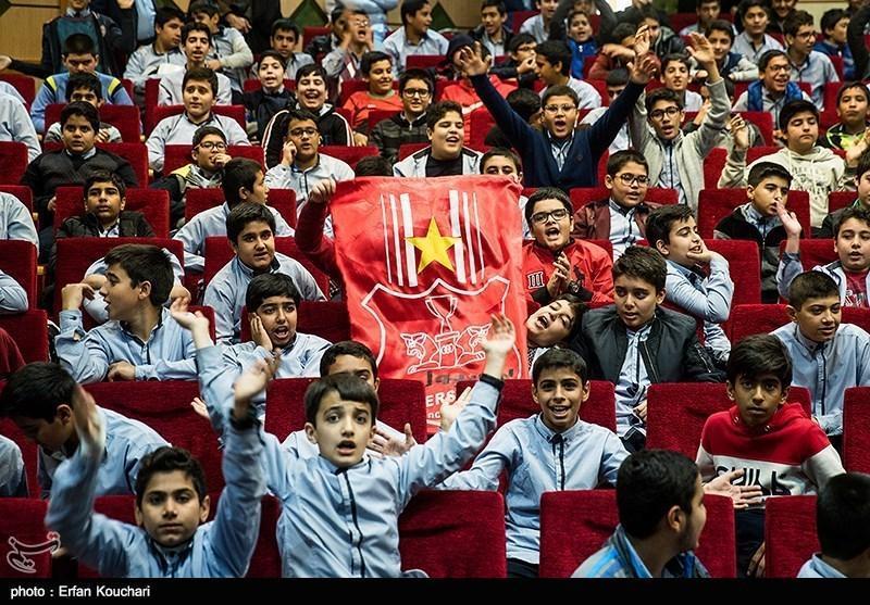 بازتاب پخش بازی پرسپولیس و کاشیما آنتلرز در مدارس ایران در رسانه ژاپنی