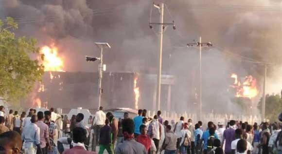 پلیس سودان تظاهرات ضد دولتی در پایتخت را سرکوب کرد