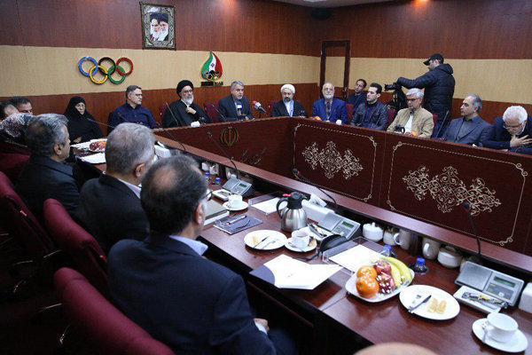 اعضای کمیسیون صلح معرفی شدند، دعوت از علی دایی