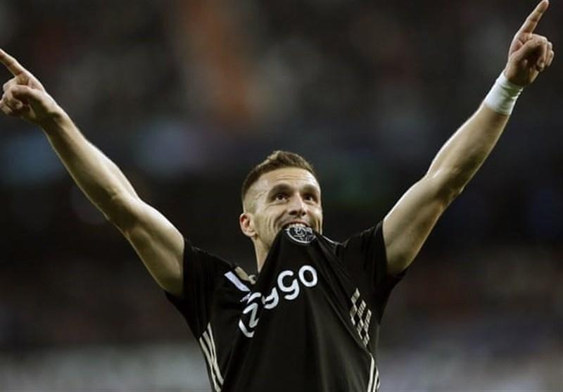 رکورد آژاکس با حذف یوونتوس از لیگ قهرمانان اروپا