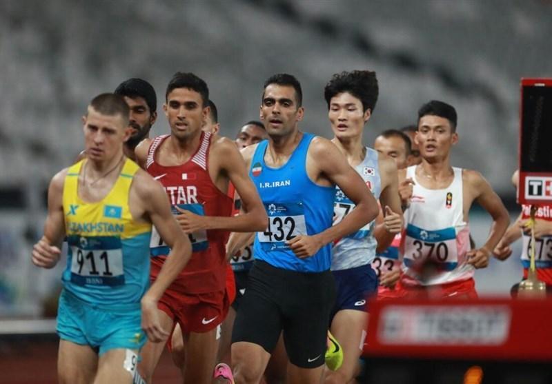 دوومیدانی قهرمانی آسیا، دست مرادی و نیادوست به مدال دوی 1500 متر نرسید، ناکامی یکی دیگر از مدال آوران دوره قبل