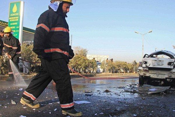 شمار تلفات انفجارهای ننگرهار افغانستان به 123 نفر افزایش یافت