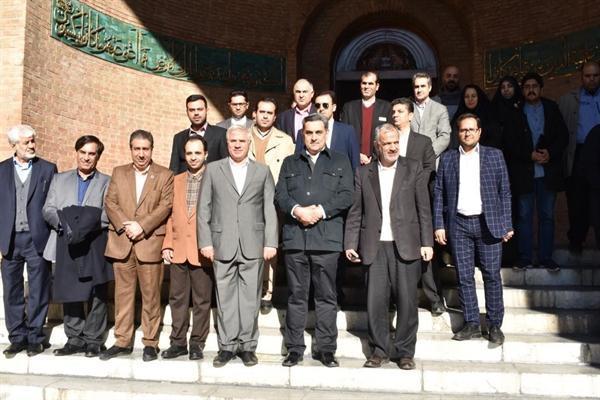 نمایشگاه میراث باستان شناسی تهران در موزه ملی ایران گشایش یافت