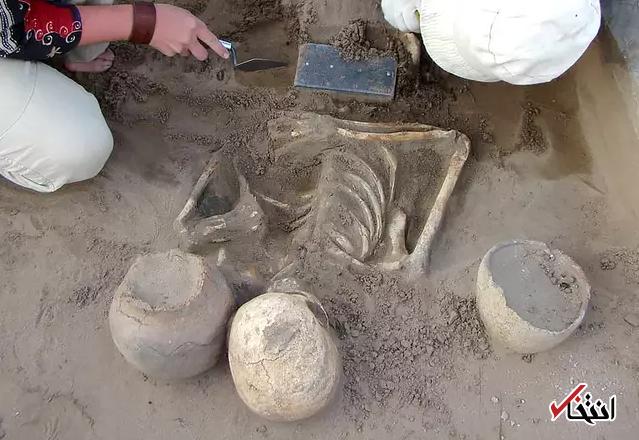 کشف آیفون 2100 ساله در یک قبر قدیمی!