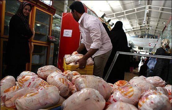 رمزگشایی از فاصله عجیب قیمت مرغ و گوشت قرمز در بازار ایران