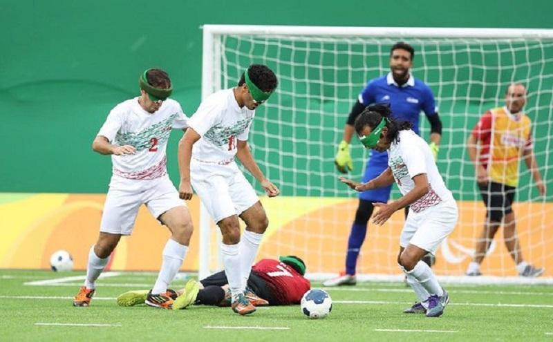 حریف تیم ملی فوتبال پنج نفره ایران در نیمه نهایی قهرمانی آسیا مشخص شد