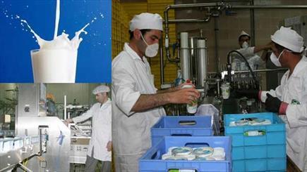 شعبه واحد صنعتی پگاه در نمین مستقر می گردد