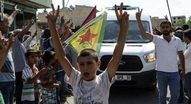 حمله ترکیه به کردها و دیاسپورای شمال سوریه