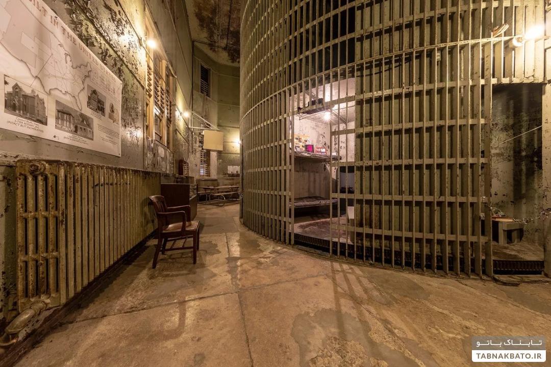 عجیب ترین طراحی زندان در تاریخ