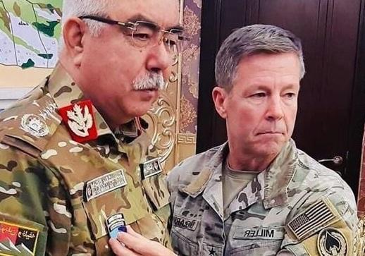 آب پرتقال ایرانی در نشست فرماندهان ارتش آمریکا!