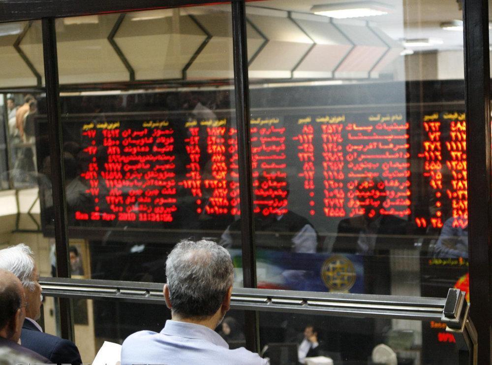 رکوردشکنی بورس تهران در شرایط رکودی