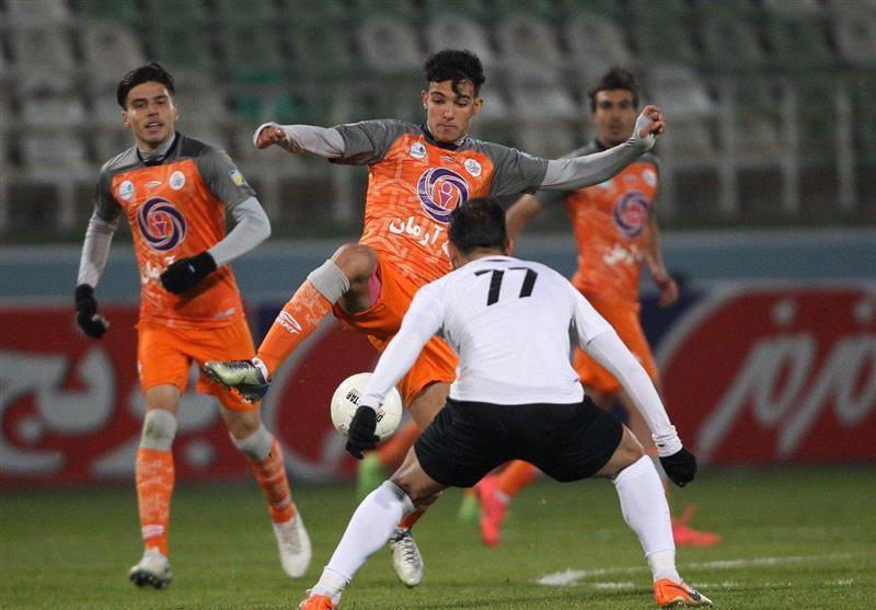 لیگ برتر فوتبال، فزونی نفت مسجدسلیمان مقابل سایپا، یکی از طلسم های تیمِ صادقی شکسته شد