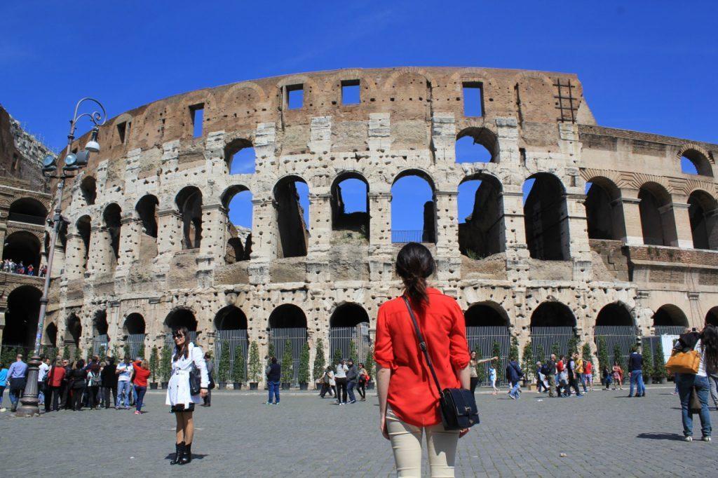 متوسط هزینه سفر به رم