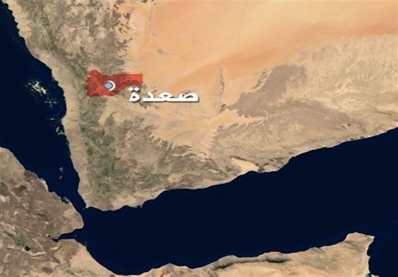 یمن، حملات راکتی و توپخانه ای متجاوزان به صعده