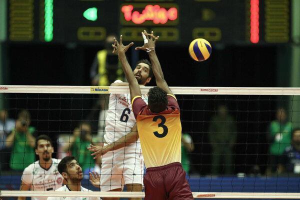 قهرمان 2023 والیبال آسیا سهمیه المپیک پاریس را می گیرد