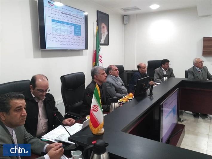 چهارمین جلسه ستاد اجرایی خدمات سفر خراسان رضوی برگزار گردید