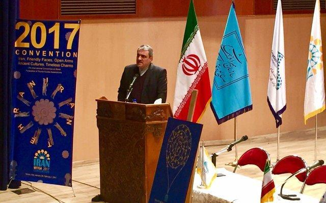 شمارش معکوس تا شروع رویداد جهانی گردشگری در ایران