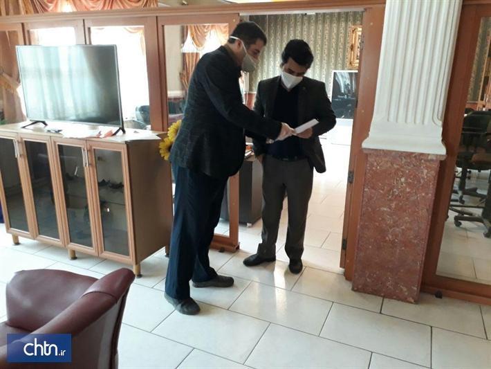 پلمب 20 منزل غیرمجاز اسکان مسافر در استان گلستان