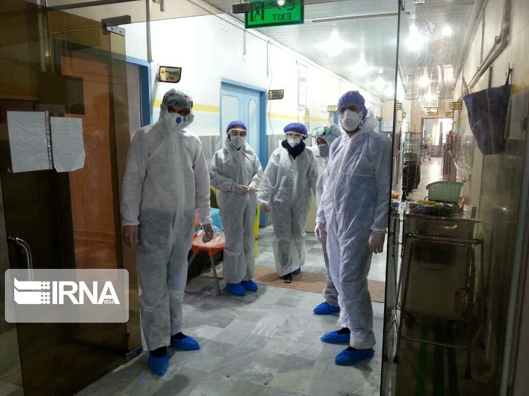 خبرنگاران شناسایی 50 مبتلا در یک روز ، فارس در تیررس کرونا