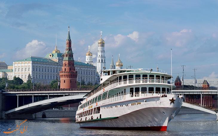 بهترین سواری کشتی کروز در رودخانه های مشهور دنیا