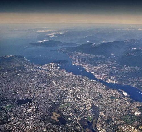 تصاویری از ونکوور نگین کانادا