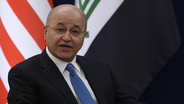 برهم صالح: مدت زیادی را برای تشکیل دولت هدر دادیم