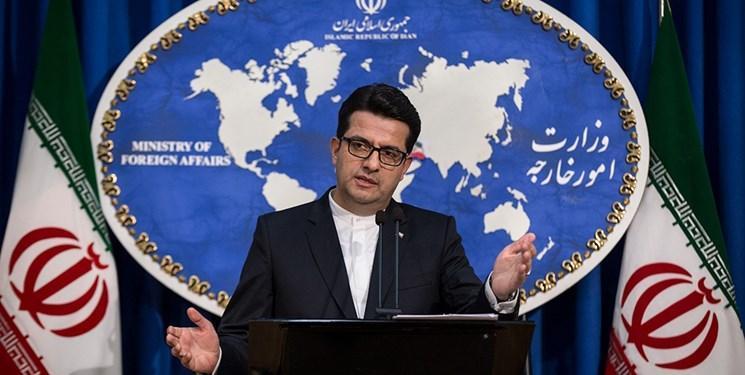 سخنگوی وزارت خارجه ایران از رایزنی برای انجام یک پرواز از رم و 2 پرواز از میلان به تهران اطلاع داد