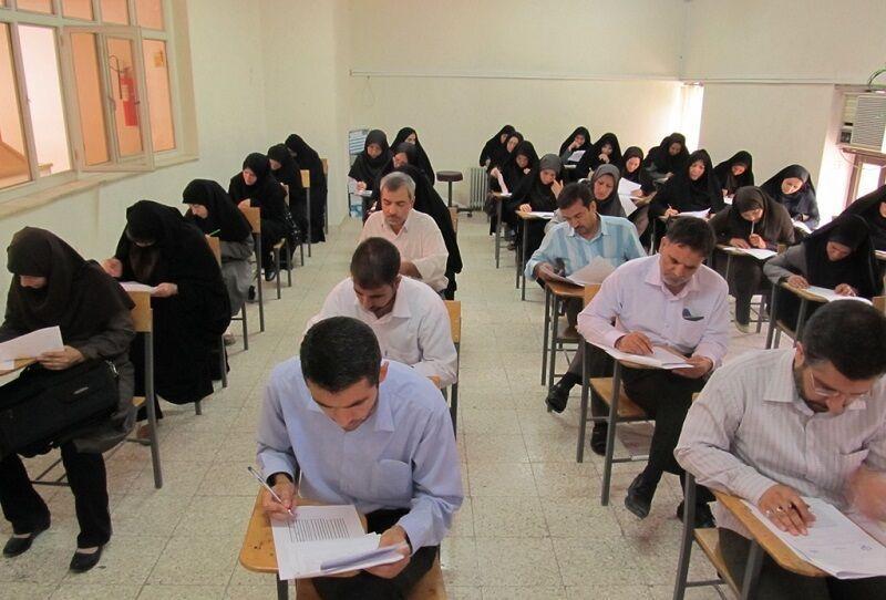 خبرنگاران آزمون استخدامی سازمان ثبت اسناد توسط جهاد دانشگاهی برگزار می گردد