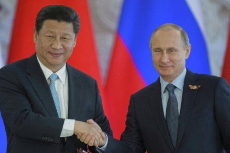 خبرنگاران روسای جمهوری روسیه و چین بر همکاری در مبارزه با کرونا تاکید کردند