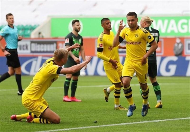 بوندس لیگا، دورتموند با پیروزی خارج از خانه به بایرن مونیخ نزدیک شد