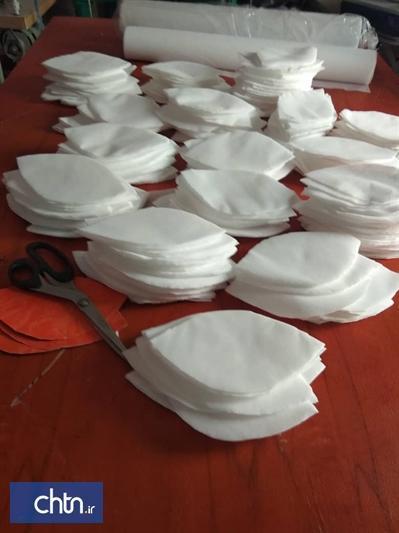 هنرمندان صنایع دستی سیستان و بلوچستان حدود 300 هزار ماسک فراوری کردند