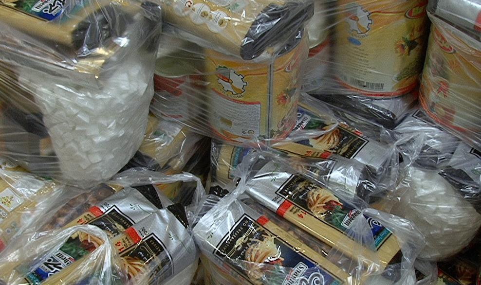 توزیع 200 بسته معیشتی در تبریز