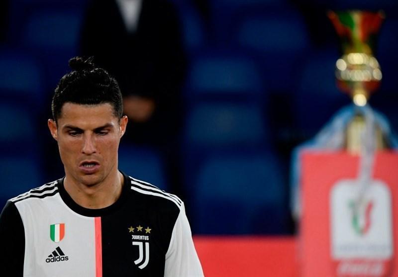 ناکامی بی سابقه رونالدو در نتیجه شکست یوونتوس در فینال کوپا ایتالیا، بوفون هم در حسرت یک رکورد ماند