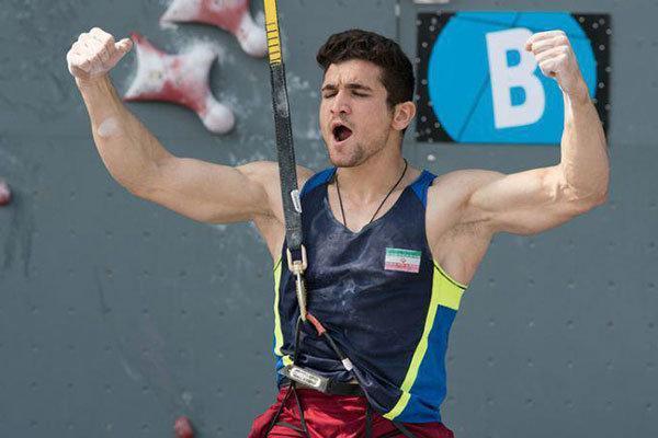 الان باید آمریکا باشم، با خودم رقابت دارم، قهرمان المپیک می شوم
