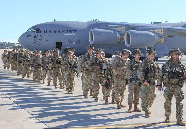 احتمال اعزام نیروهای نظامی آمریکا به تونس