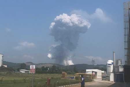 انفجار مهیب در ترکیه با بیش از 70 مجروح