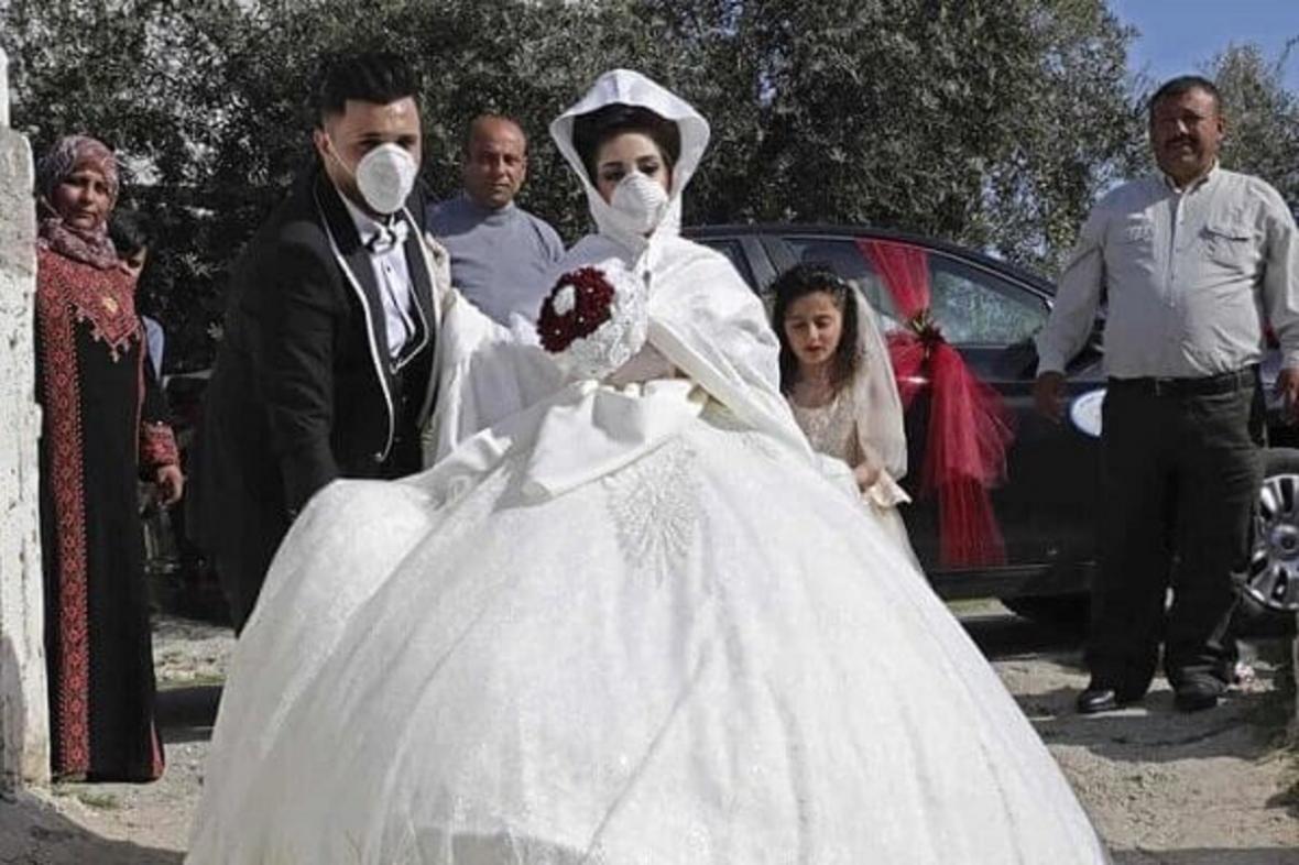 عروسی و عزا به صرف مرگ و کرونا، اگر به کرونا مبتلا نشده اید، بخوانید