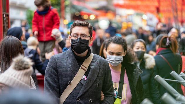 112 تا 170 دلار جریمه برای ماسک نزدن در اروپا (