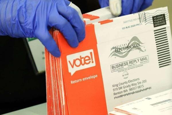 مجلس نمایندگان آمریکا لایحه حمایت از رای گیری پُستی را تصویب کرد