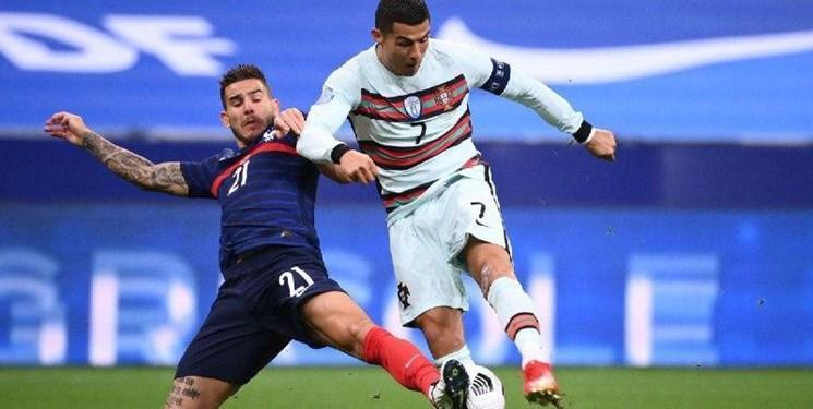 رویارویی فرانسه و پرتغال برنده نداشت، توقف ایتالیا در خانه لهستان