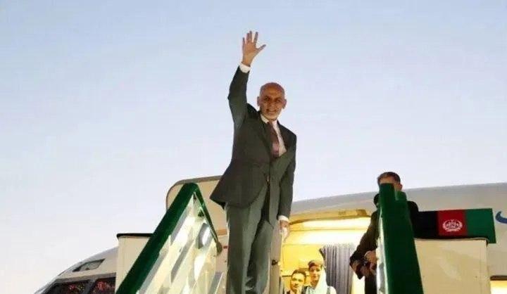 سفر رئیس جمهور افغانستان به کویت و قطر