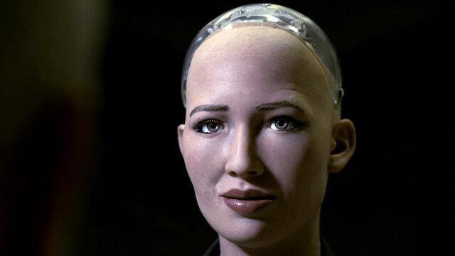 سوفیا؛ ربات 3 ساله ای که با هوش خود جهان را تغییر می دهد!